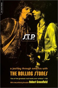 Written by Robert Greenfield, STP: A Journey Through America with the Rolling Stones, is an excellent account of the band's 1972 US tour >and its debauchery.