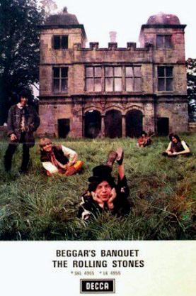 An album promo poster.