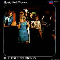 The Honky Tonk Women single
