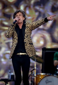 Mick Jagger (from the Sweet Summer Sun DVD)
